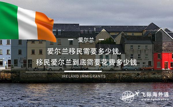 爱尔兰移民需要多少钱,移民爱尔兰到底需要花费多少钱